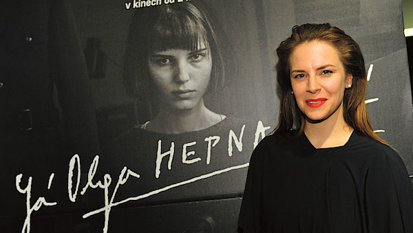 Petra Nesvačilová - herečka